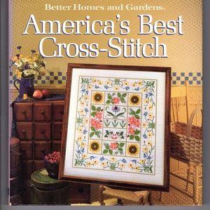 America's Best Cross-Stitch Better Homes & Gardens